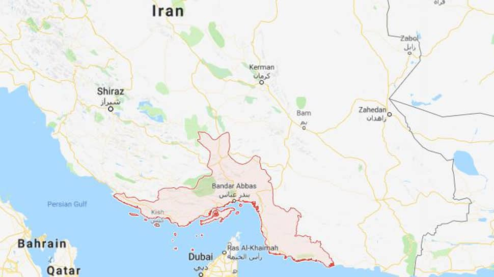 Two earthquakes hit southern Iran