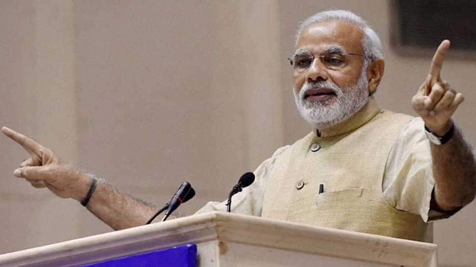PM Modi replies to Twitterati, says 'will smile more often'