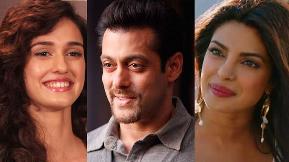 Priyanka Chopra, Salman Khan and Disha Patani's 'Bharat' shoot begins