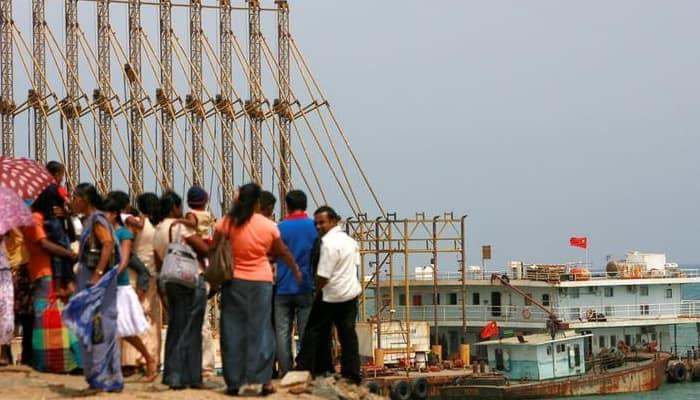 China offers fresh $295 million grant to Sri Lanka in push for dominance
