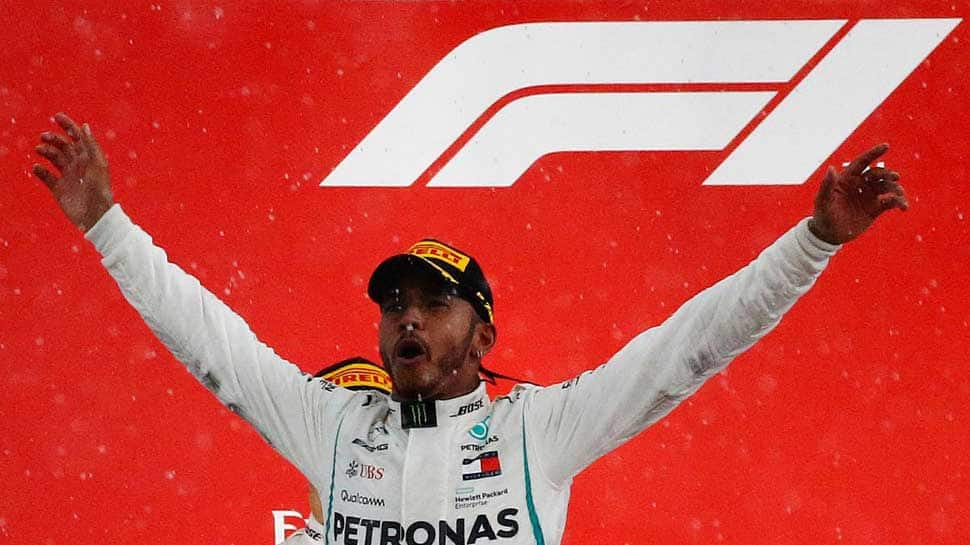 Hamilton reprimanded but keeps German GP win