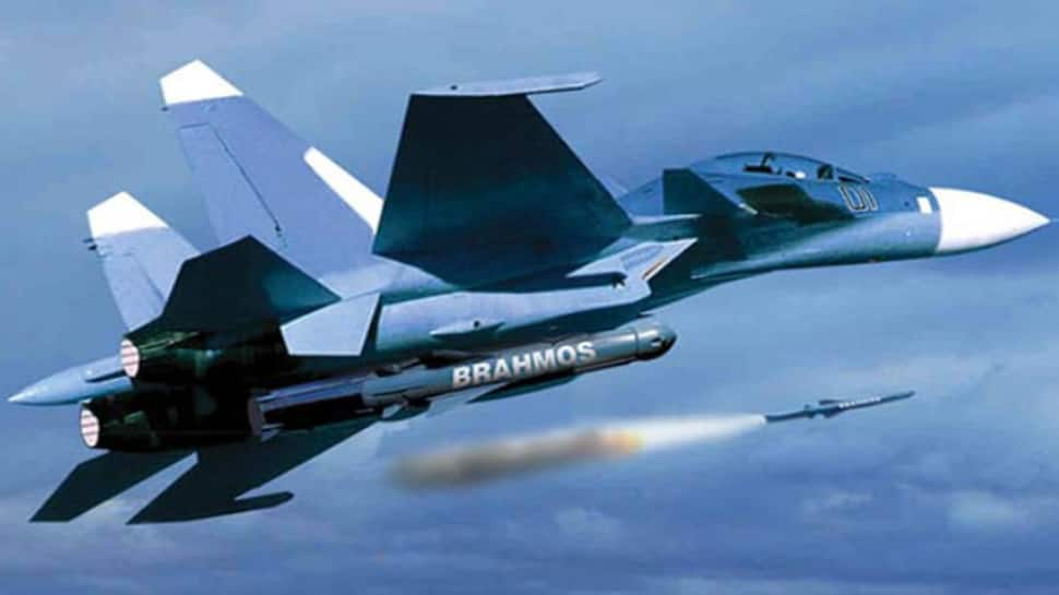 BrahMos missiles can be fired in single or salvo of 2 to 3 seconds