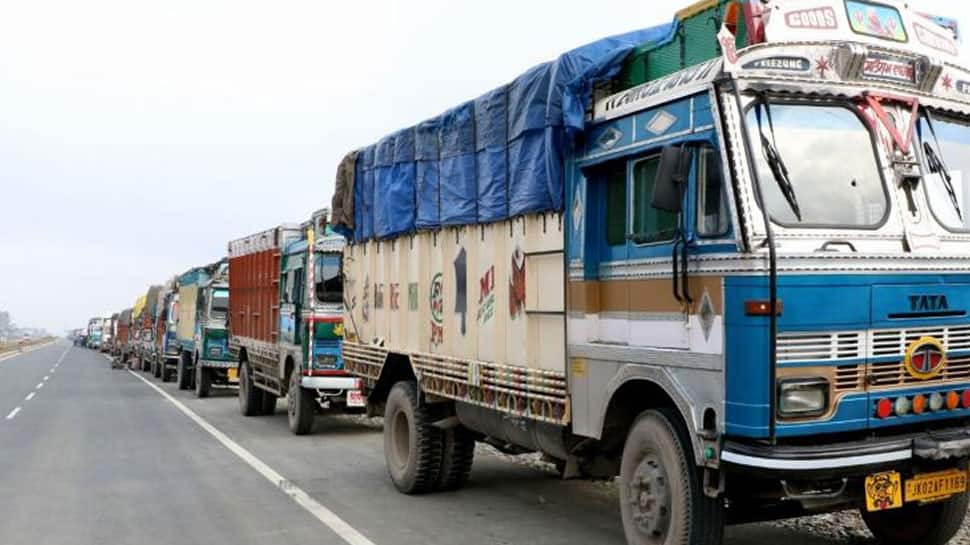 Vehicle cleaner killed as stones hurled at a truck during the strike in Kerala