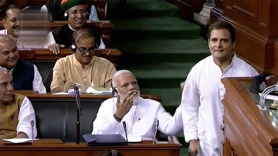 RJD leader who slammed Rahul Gandhi's hug for PM Modi expelled from party