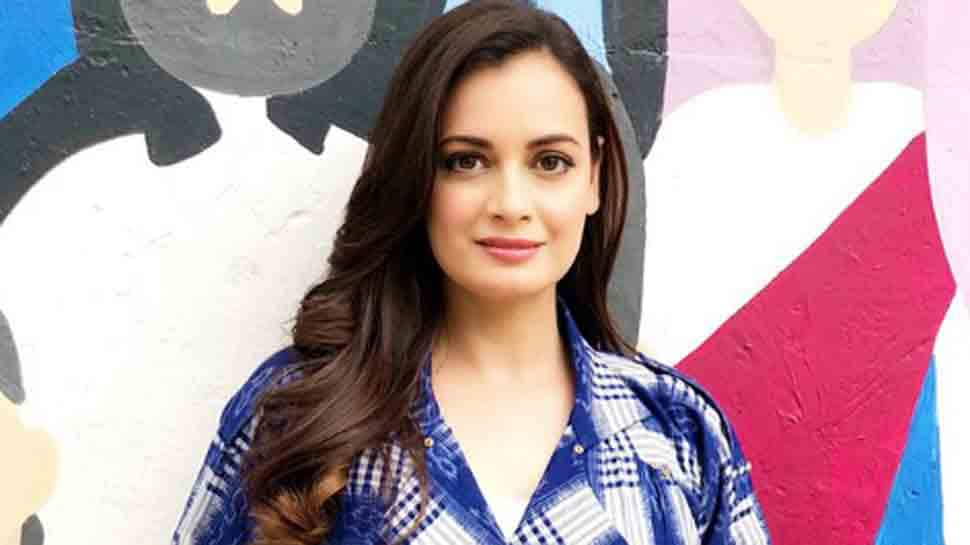 This baby Rhino is named after Dia Mirza-See pic