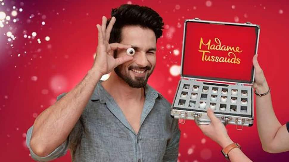 After Deepika Padukone, Shahid Kapoor to get a wax statue at Madame Tussauds-See first pic