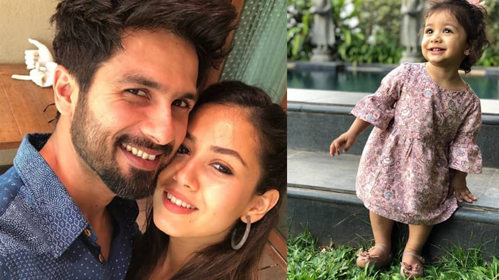 Shahid Kapoor and Mira Rajput Kapoor's adorable daughter Misha is the junior style icon—Pic proof