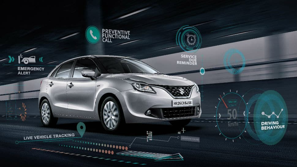 Maruti launches Suzuki Connect, promises advanced tracking and safety features