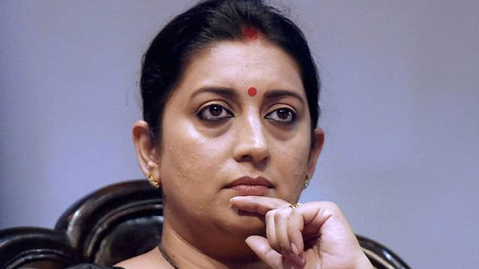 Union Minister Smriti Irani refuses to pay parking fee at Delhi's Rajiv Chowk: Report