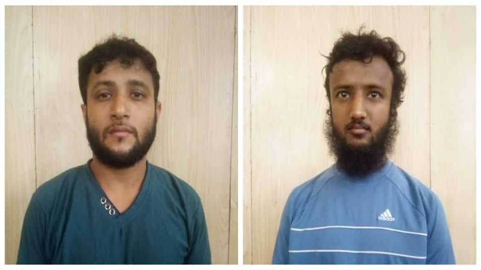 Two Jamaat-ul-Mujahideen Bangladesh (JMB) operatives arrested in joint operation
