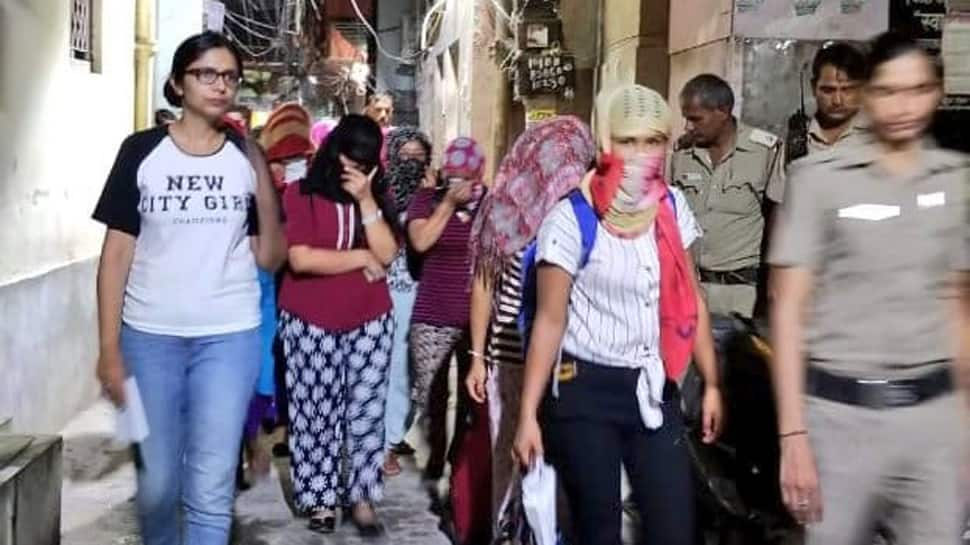 DCW rescues 16 women trafficked from Nepal; Kejriwal attacks Modi, Delhi L-G