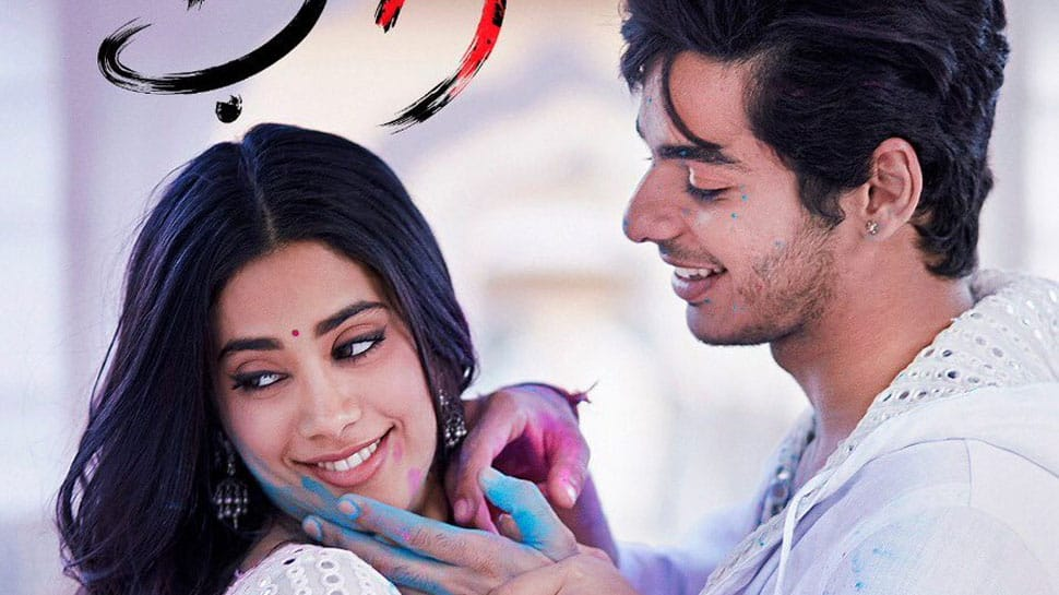 Dhadak Box Office report: Janhvi-Ishaan' act is a heart stealer