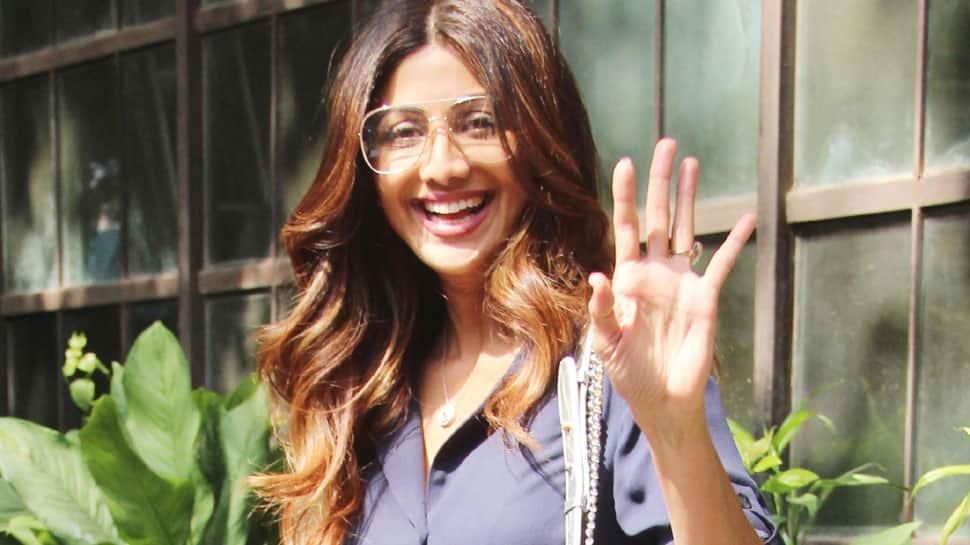 Very happy with Salman Khan's success: Shilpa Shetty