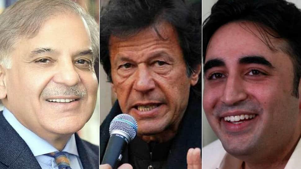 Imran Khan vs Shehbaz Sharif vs Bilawal Bhutto Zardari: The race for the next Pakistan Prime Minister