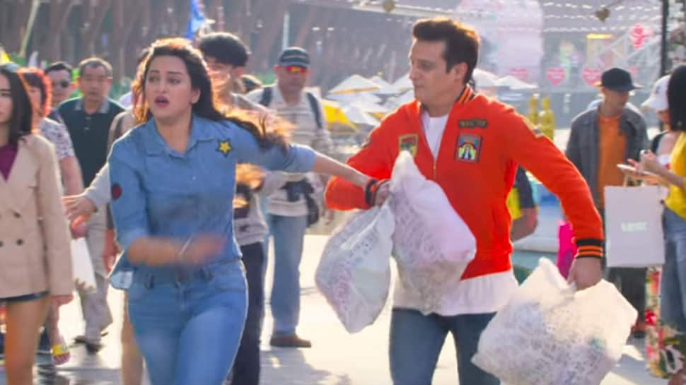 Happy Phirr Bhag Jayegi trailer: Jimmy Sheirgill is the eternal groom who never gets the bride