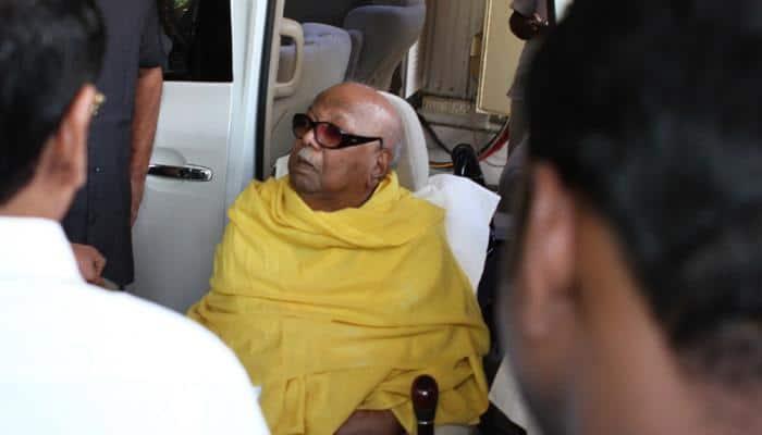 Don't believe rumours over Karunanidhi's health, says son MK Stalin
