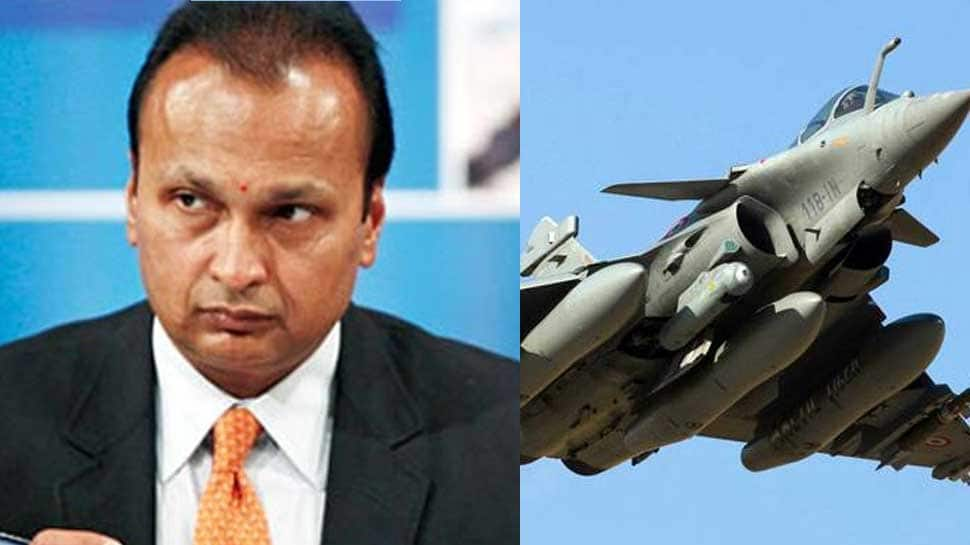 Centre had no role in French firm Dassault picking Reliance Group as partner: Anil Ambani on Rafale deal