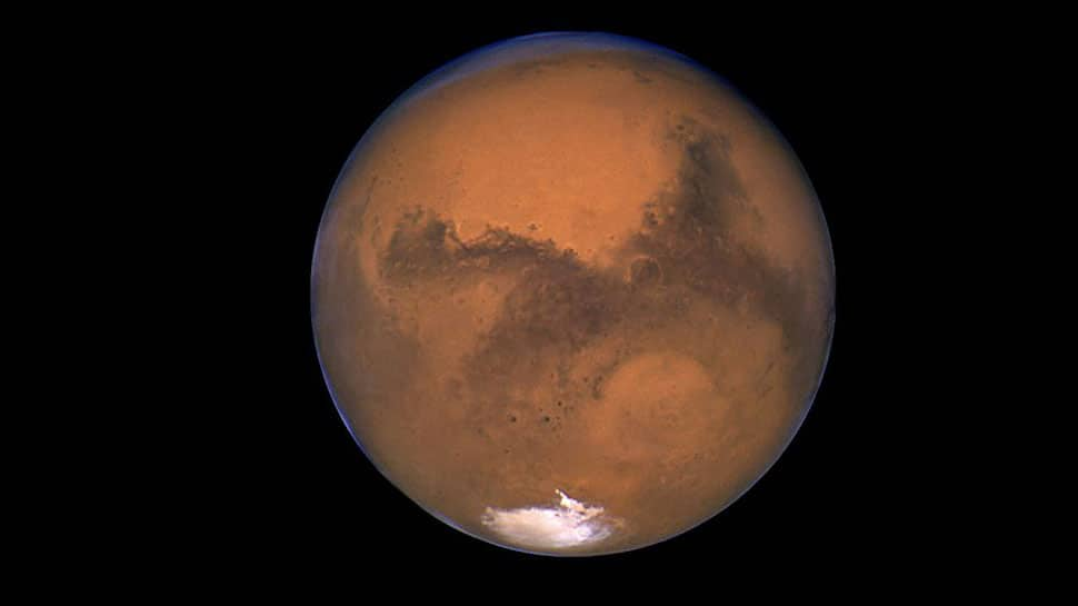 Aliens on Mars? Liquid lake discovered on the Red Planet