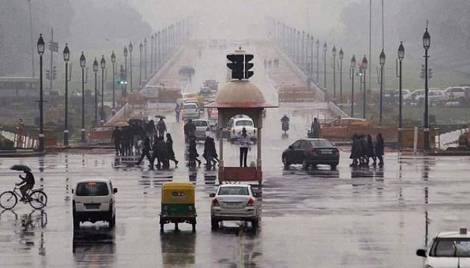 Delhi-NCR rains: Water-logging at several places, avoid these routes to beat the traffic