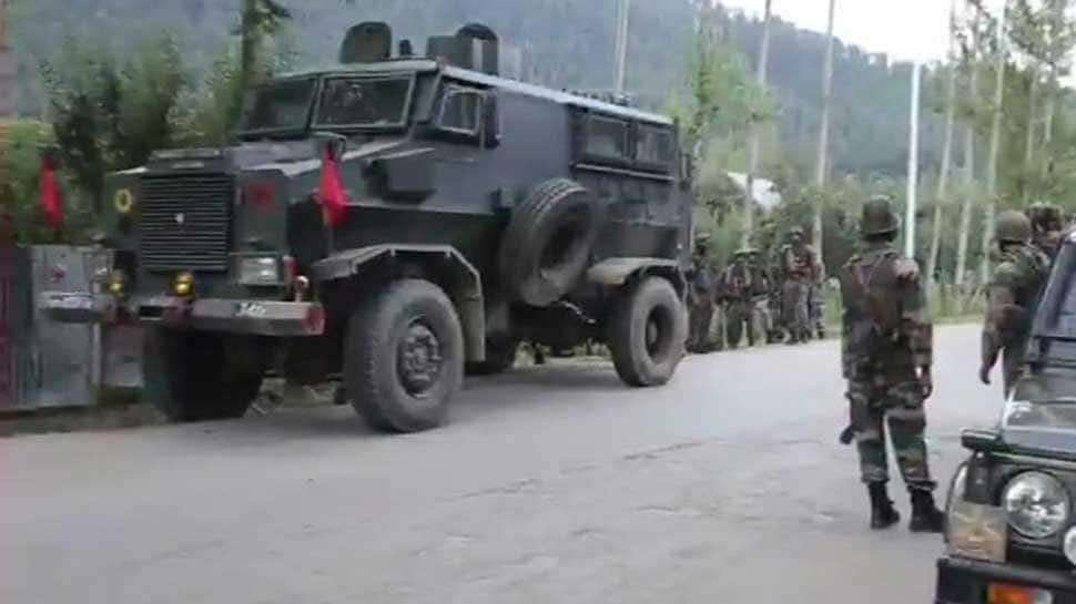 Terrorist gunned down in encounter with security forces in Jammu and Kashmir's Handwara