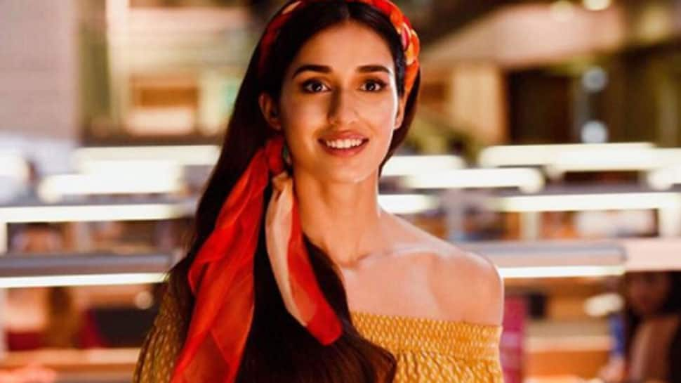 Disha Patani shares video from the sets of Bharat-Watch