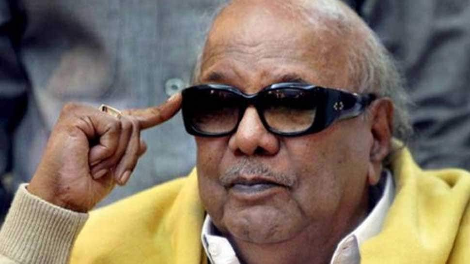 'Slight decline' in Karunanidhi's health due to age-related ailments, says hospital