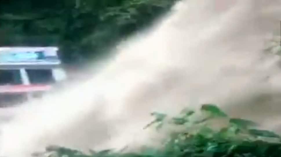 Natural waterfall to manmade waterfall: From Kempty to Vasundhara near Delhi, nature shows full fury