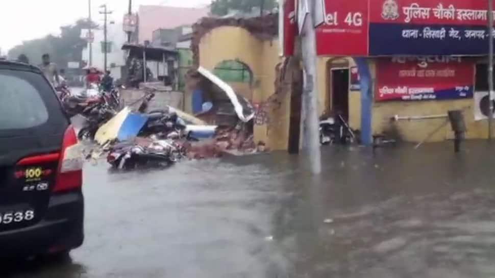 Uttar Pradesh: 27 killed as heavy rains wreak havoc