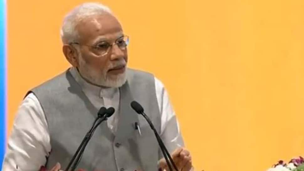 Smart Cities work, can help curb crime, littering: PM Modi at Lucknow