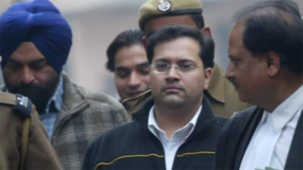 Jessica Lal murder convict Manu Sharma not to be out yet, release order postponed