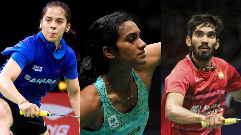 Sindhu, Nehwal, Srikanth to carry India's hope at BWF World Championships