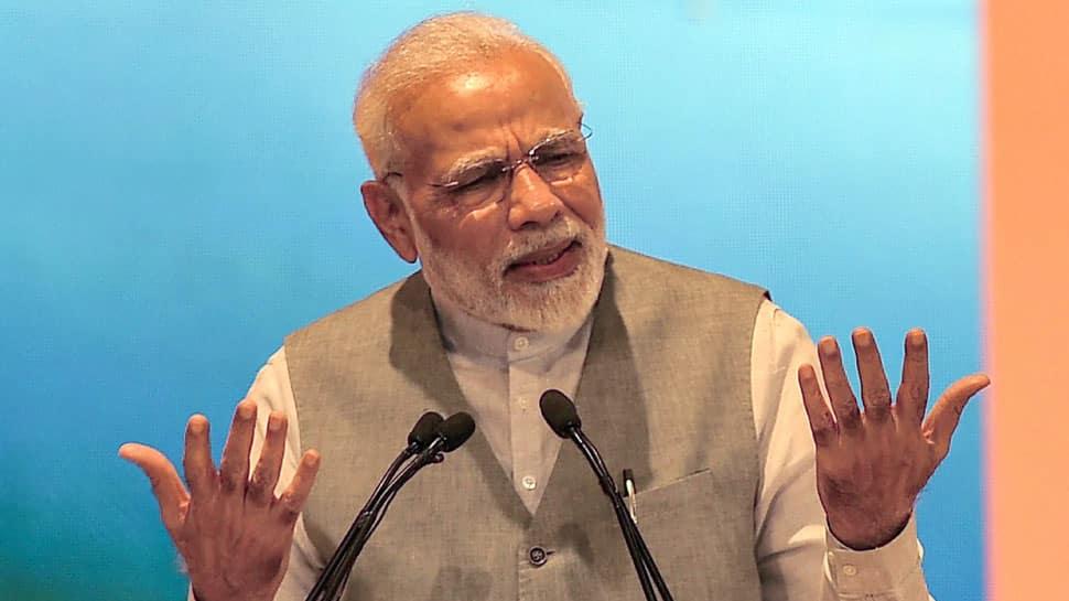 Modi building 'castles of development' in the air: Akhilesh Yadav