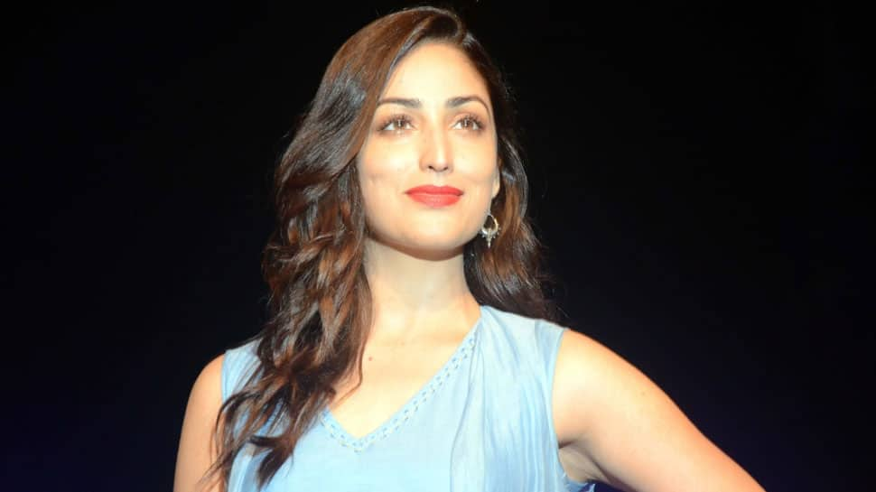 As soon as I hit the ramp, nervousness goes: Yami Gautam