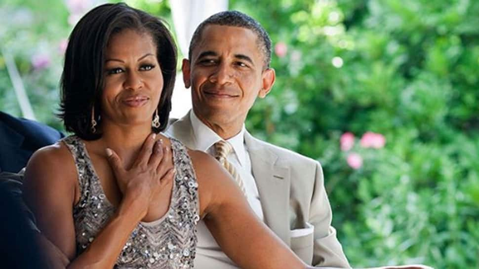 Barack Obama and wife Michelle dance like no one is watching at Beyonce-Jay Z concert—Watch