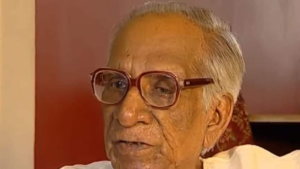 Eminent Bengali author Ramapada Chowdhury passes away