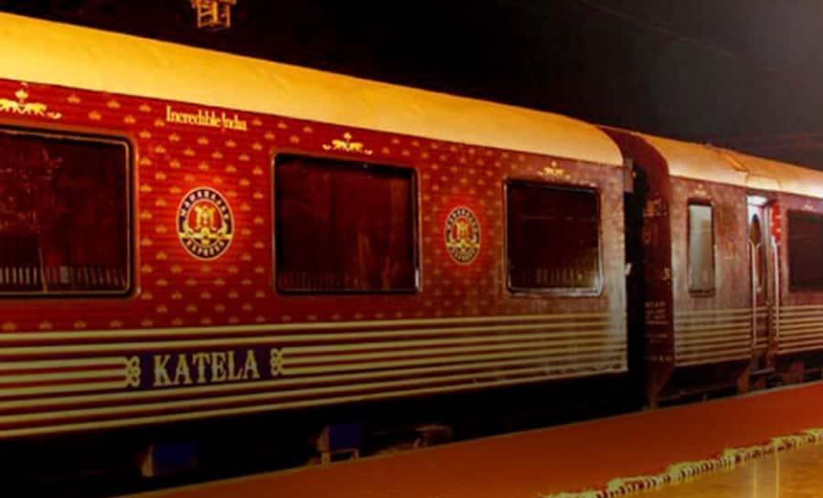 Odisha may soon have its own Maharaja Styled super luxurious train
