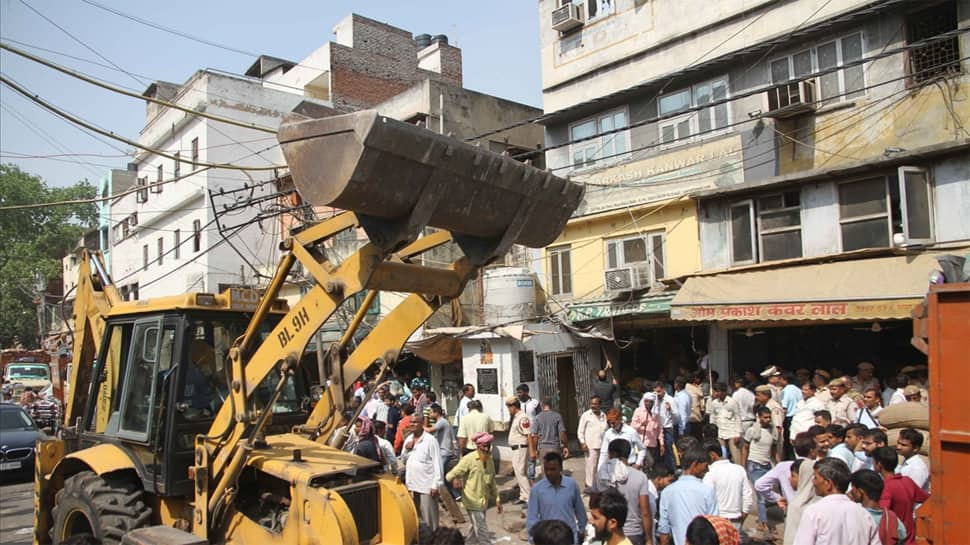Delhi sealing drive: SC says won't allow anyone to boss around against demolition