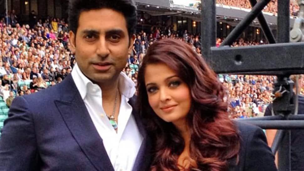 It's official! Aishwarya Rai Bachchan and Abhishek Bachchan to star in 'Gulab Jamun'