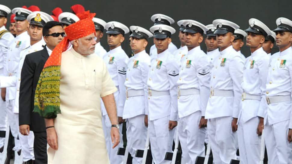 BJP Parliamentary Party felicitates PM Narendra Modi, discusses key Bills