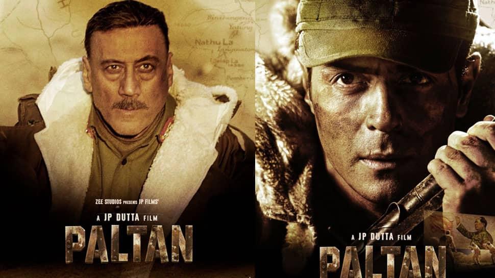 Meet JP Dutta's 'Paltan'—First look posters out!