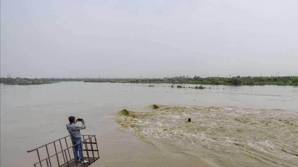 Haryana releases more water; Yamuna river flows above danger mark in Delhi