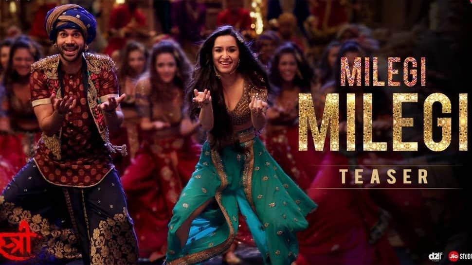 Shraddha Kapoor-Rajkummar Rao's dance number 'Milegi Milegi' teaser out—Watch