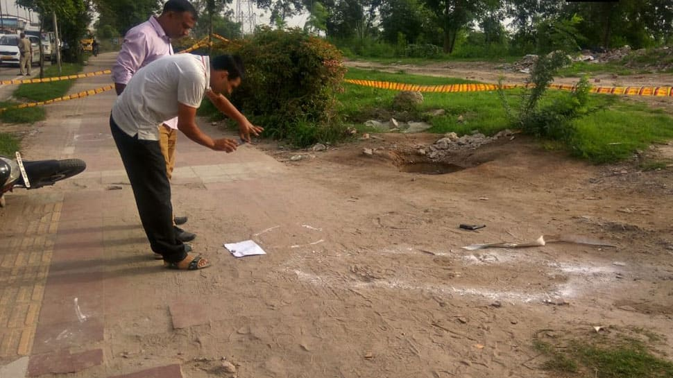 Encounter in Delhi's Sarai Kale Khan area, criminal injured