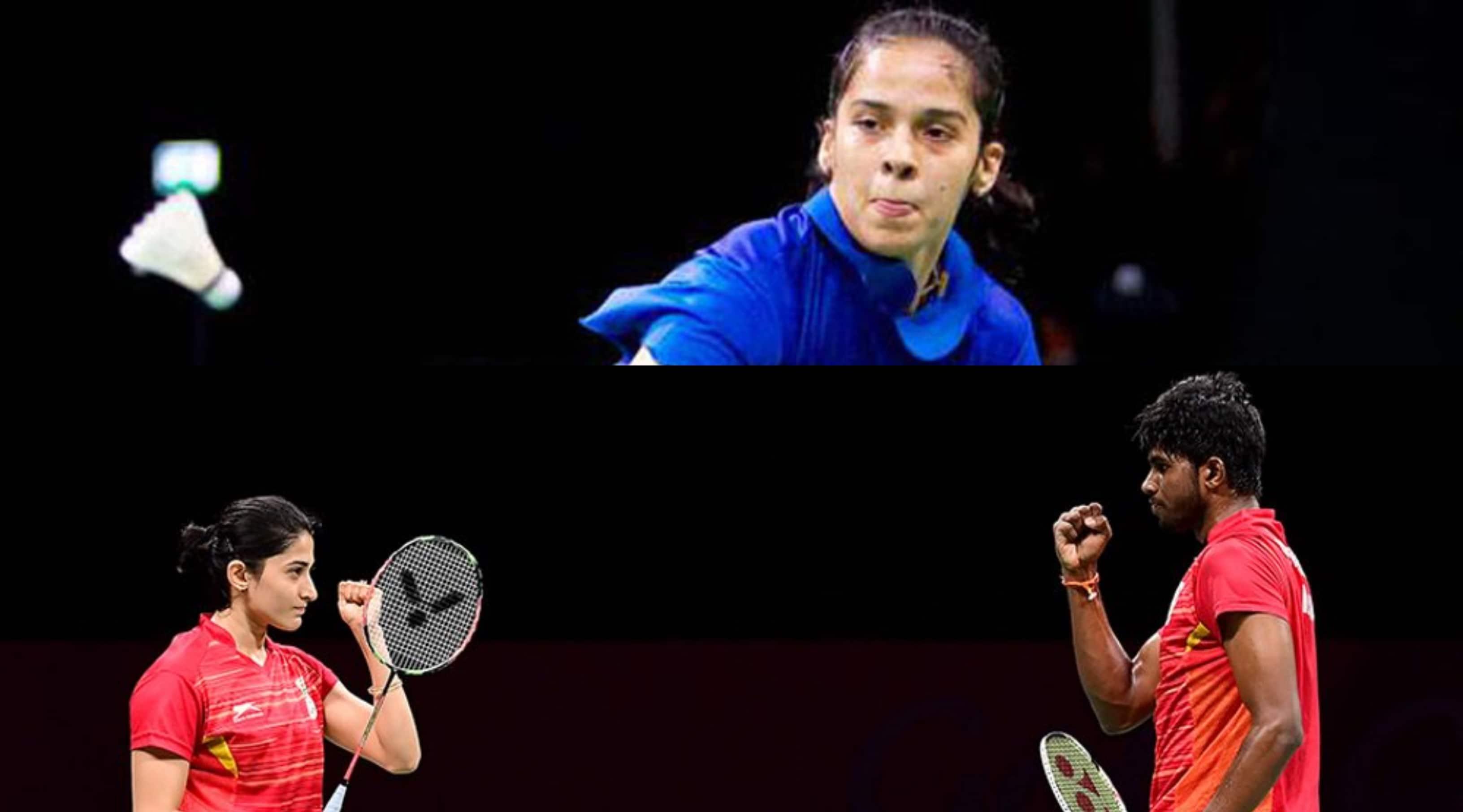 Saina Nehwal, Satwiksairaj Rankireddy, Ashwini Ponnappa enter Badminton World Championships quarterfinals