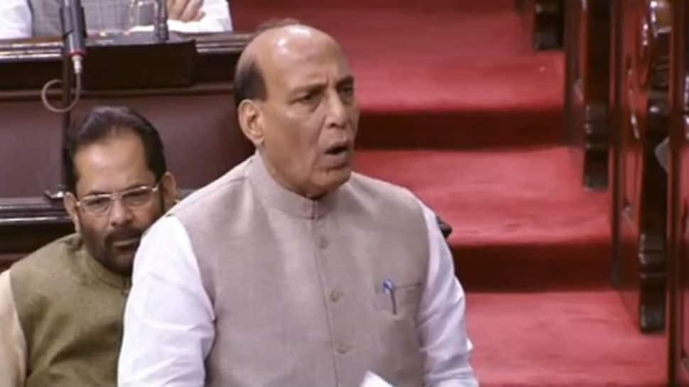 Unwarranted accusations are unfortunate: Rajnath Singh in Parliament after NRC ruckus