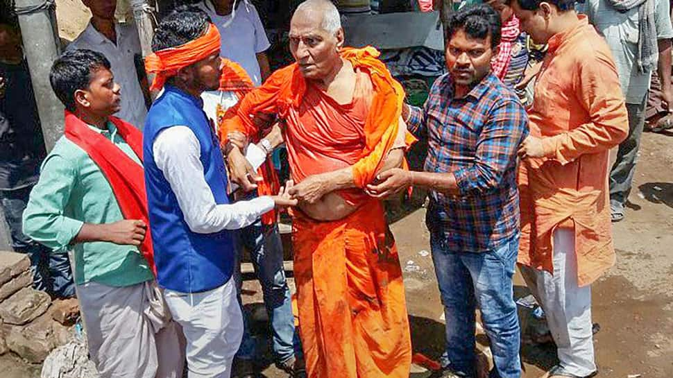 Activist Swami Agnivesh to approach Supreme Court over Jharkhand mob attack