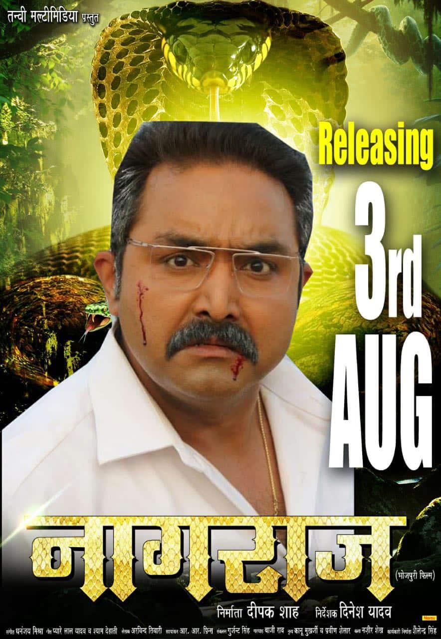 nagraj bhojpuri movie