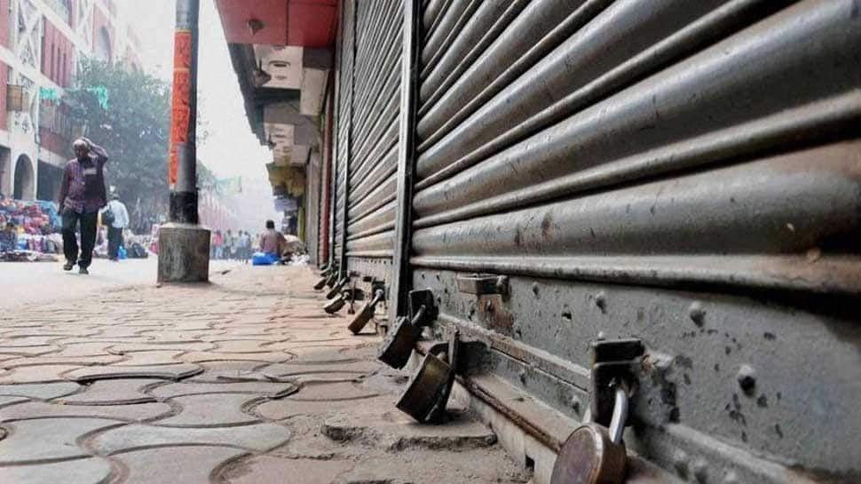 Complete shutdown in Kashmir ahead of Article 35-A hearing