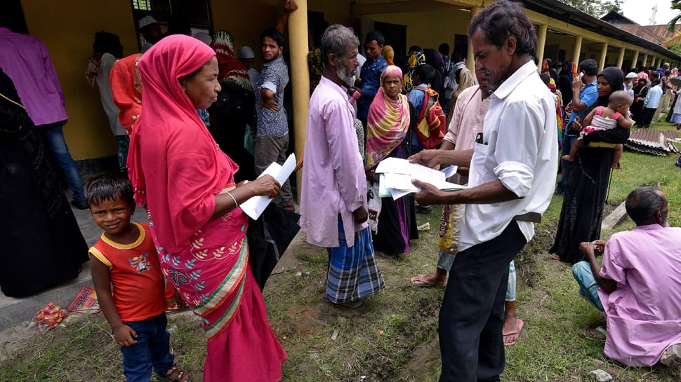 Those not in Assam NRC won't be jailed or deported, says official