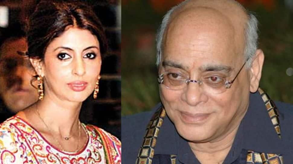 Shweta Bachchan Nanda's father-in-law passes away